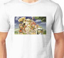 Chrono Trigger Cast Unisex T-Shirt