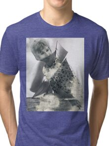 Fond Memories of Fine Wines and Sailing Ships Tri-blend T-Shirt