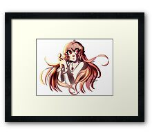 Pocket Mirror Framed Print