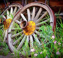 Old West by Danny Key