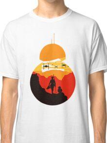 Star Wars VII - BB8 & Rey 2 Classic T-Shirt