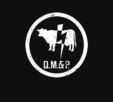 Q.M.&P. PREACHER QUINCANNON MEAT AND POWER Unisex T-Shirt