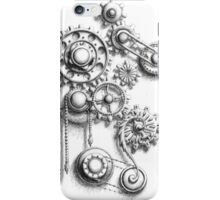 Cogs #5 iPhone Case/Skin