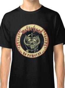 Motorhead (No Remorse) Vintage Classic T-Shirt