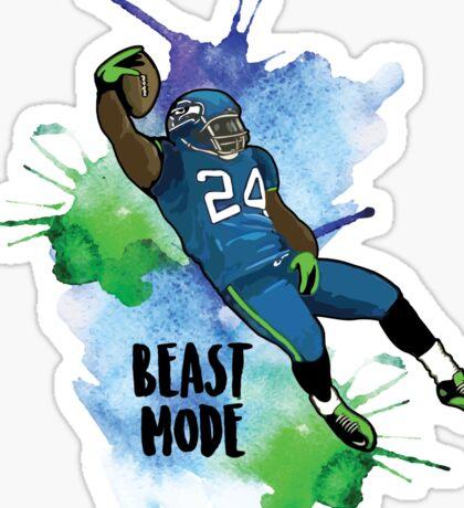 The Original Beast Mode Sticker