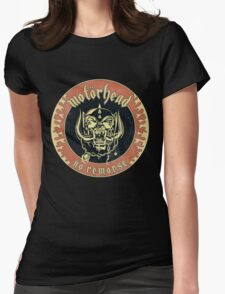 Motorhead (No Remorse) Vintage 2 Womens Fitted T-Shirt