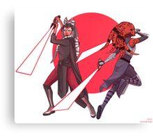 Sith OCs Canvas Print