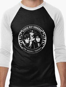 Stevie Ray Vaughan & Double Trouble Men's Baseball ¾ T-Shirt