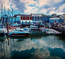 Padstow Harbour, Cornwall UK by Yukondick