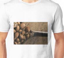 Macro coriander Unisex T-Shirt