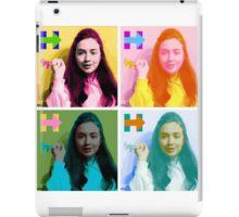 Hippie Hillary iPad Case/Skin