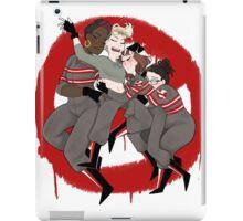 Love Those Gay Ghostbusters iPad Case/Skin