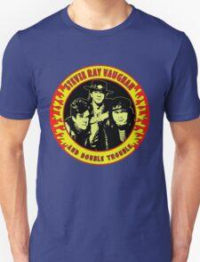 Stevie Ray Vaughan & Double Trouble Colour Unisex T-Shirt