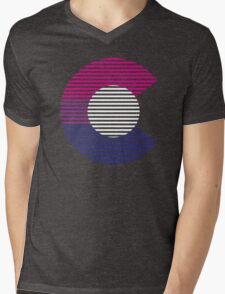 colorado biC Mens V-Neck T-Shirt