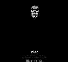 Watch Dogs: iHack (DedSec Logo Edition) by JordanDefty