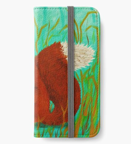 The Fox iPhone Wallet/Case/Skin