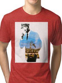 Mad men smokes Tri-blend T-Shirt