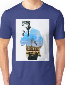 Mad men smokes Unisex T-Shirt
