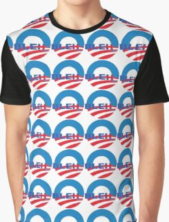 Bleh for President! Graphic T-Shirt