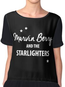 Marvin Berry & The Starlighters – BTTF, Marty McFly Chiffon Top