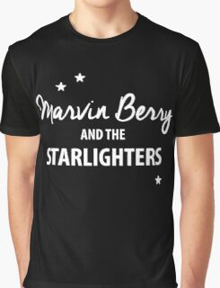 Marvin Berry & The Starlighters – BTTF, Marty McFly Graphic T-Shirt