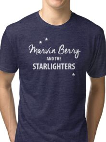 Marvin Berry & The Starlighters – BTTF, Marty McFly Tri-blend T-Shirt