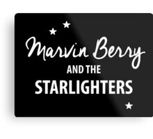 Marvin Berry & The Starlighters – BTTF, Marty McFly Metal Print