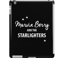 Marvin Berry & The Starlighters – BTTF, Marty McFly iPad Case/Skin