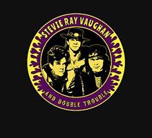Stevie Ray Vaughan & Double Trouble Colour 2 Unisex T-Shirt