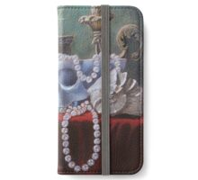 Still Life and Death iPhone Wallet/Case/Skin