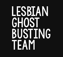 Lesbian Ghost Busting Team Women's Fitted Scoop T-Shirt