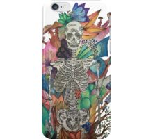 The Story of my bones  iPhone Case/Skin