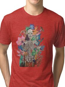 The Story of my bones  Tri-blend T-Shirt