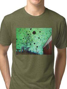 Orb Photograph # 2 Bigger Than Me Tri-blend T-Shirt