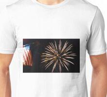 Red, White  & Blue Unisex T-Shirt
