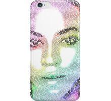Beyonce (with 'Sandcastles' lyrics) iPhone Case/Skin