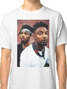 21Savage & Metro Boomin Classic T-Shirt