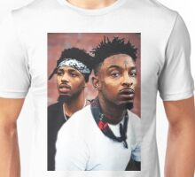 21Savage & Metro Boomin Unisex T-Shirt