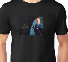 Queen of Star Trek _ Jadzia Dax Unisex T-Shirt