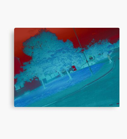 Difference Tree Canvas Print