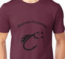 Bassachusetts Logo Unisex T-Shirt