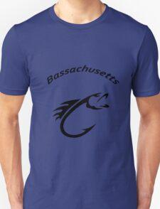Bassachusetts Logo T-Shirt