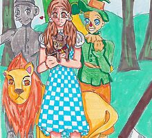 wizard of Oz by glochan1988