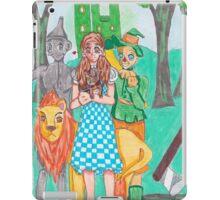 wizard of Oz iPad Case/Skin