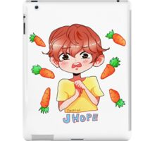 BTS JHOPE CARROT  iPad Case/Skin