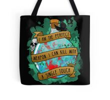 The Sin Eater's Daughter | Perfect Weapon Tote Bag