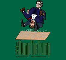 #JumpWithJill and #DumpTheTrump! Unisex T-Shirt