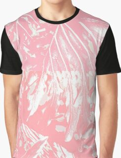 Pink Tropics Graphic T-Shirt