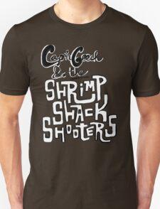 Cap'n Geech and the Shrimp Shack Shooters T-Shirt