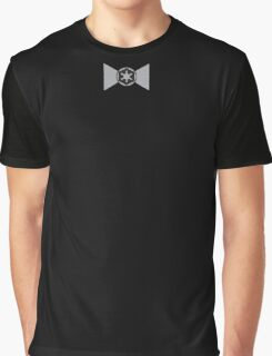 Bow Tie Fighter Graphic T-Shirt